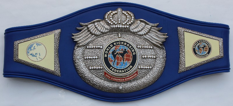 WKF MMA continental champion