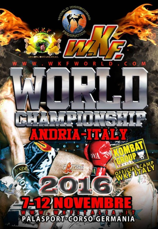 2016.11.07 POSTER World Championships