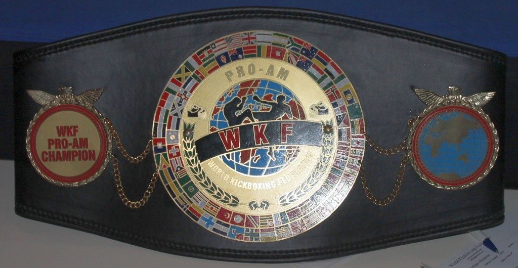 wkf-pro-am-title-belt